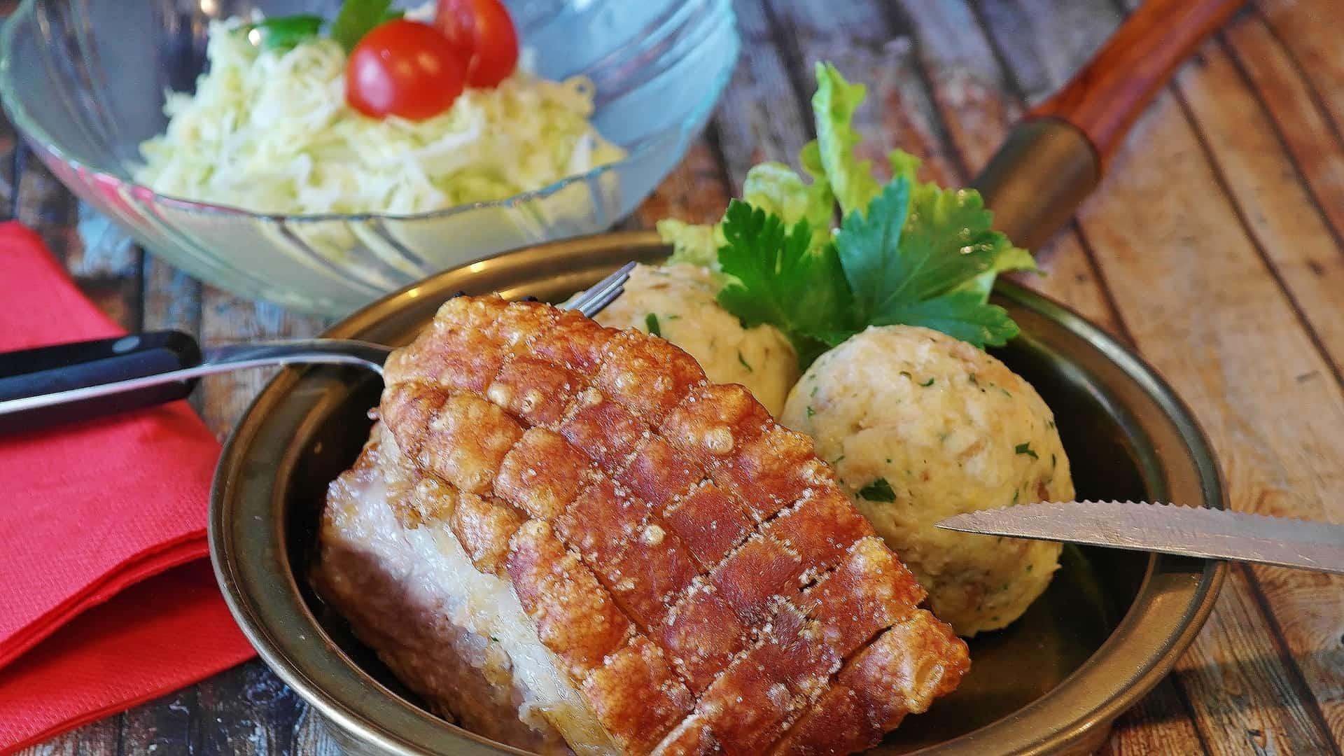 Deutsche Küche: Vom Frühstück bis zum Dessert