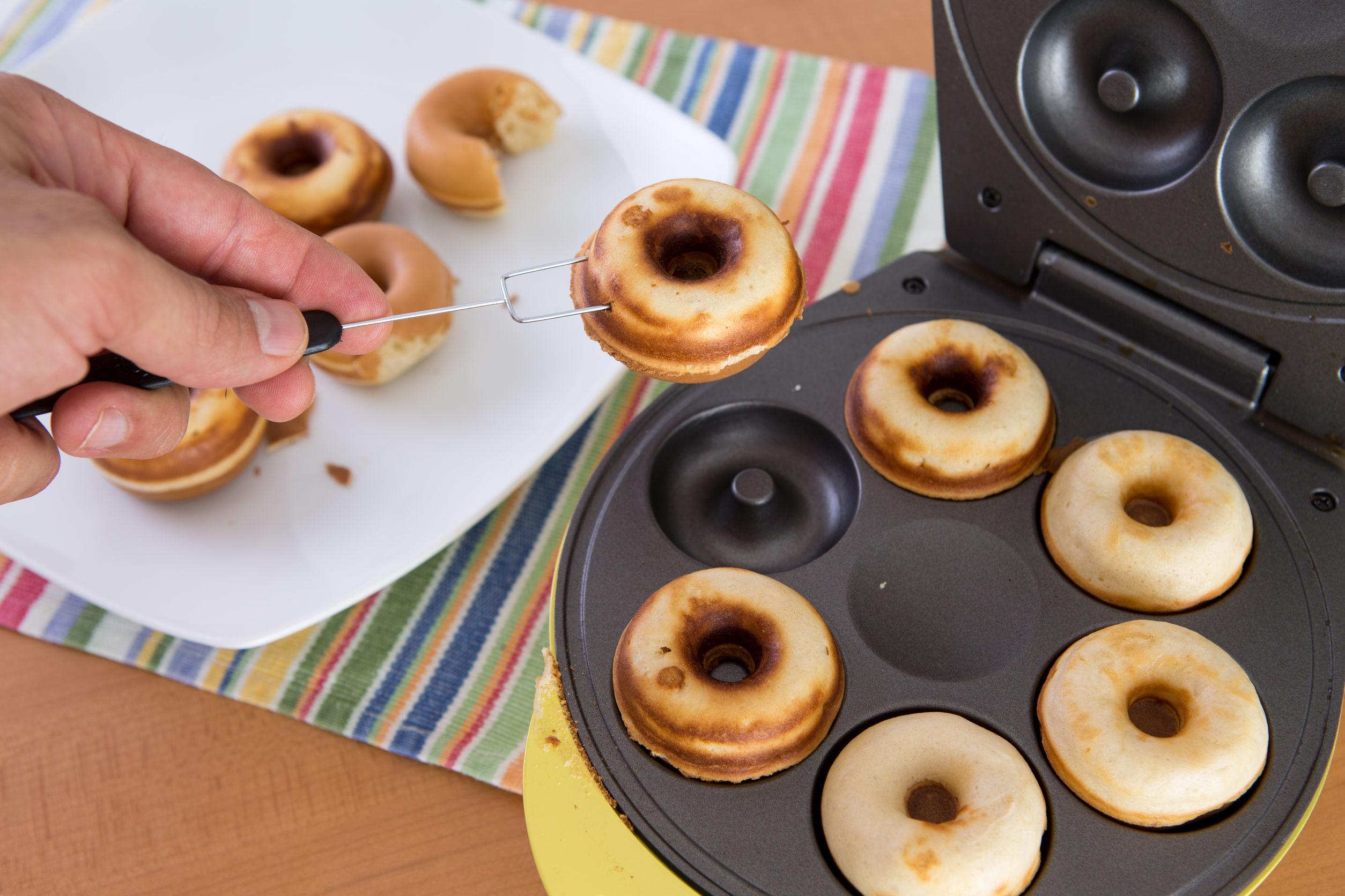 Mini Donut Maschine: Test & Empfehlungen (10/21)