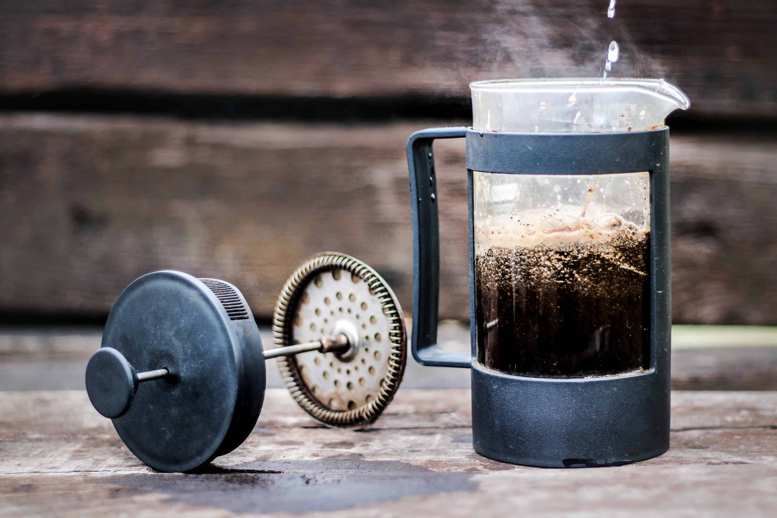 Camping French Press: Test & Empfehlungen (10/20)