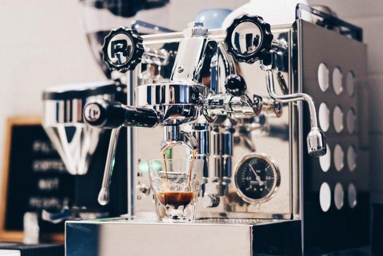 Kaffeemaschine Siebträger-1