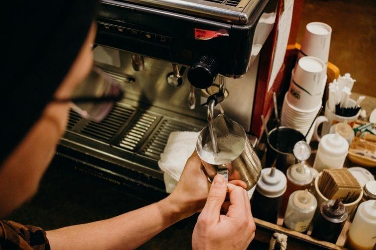 Kaffeemaschine Siebträger-2