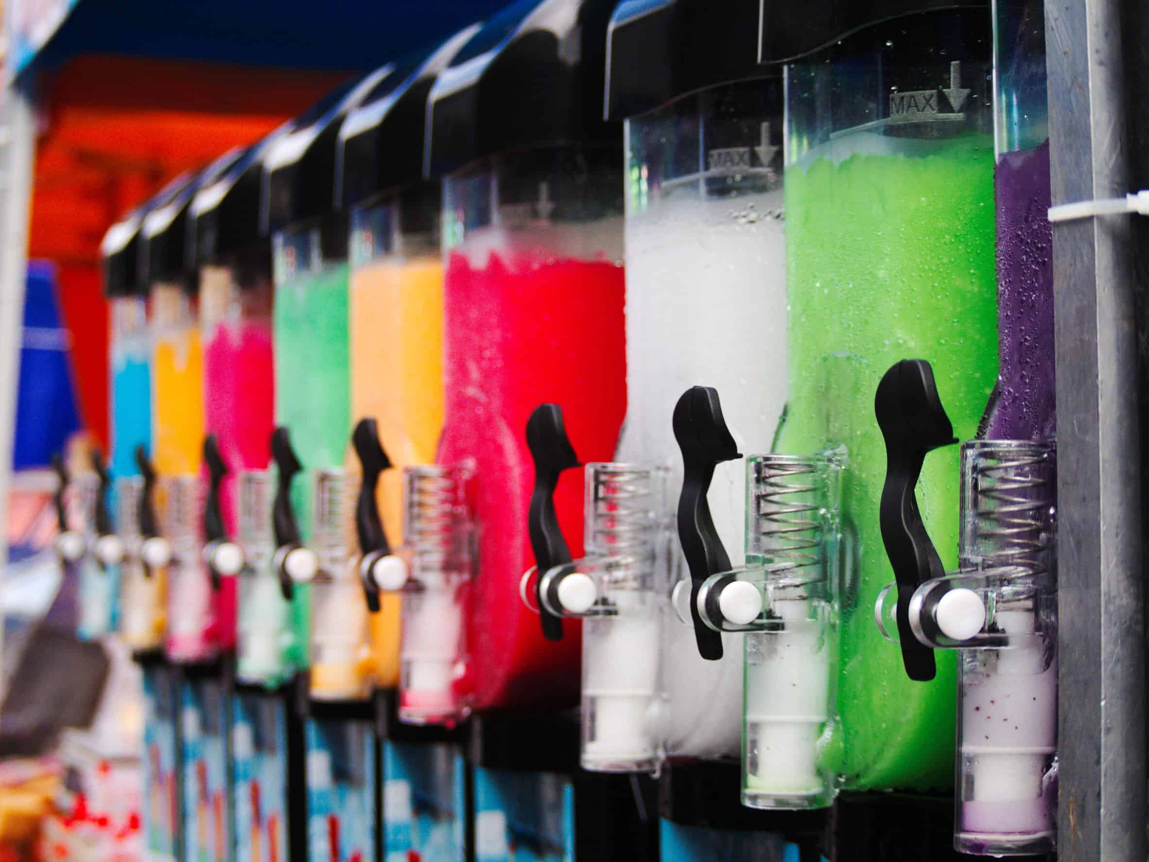 slush eis maschine